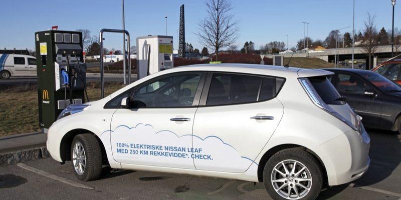 Nissan leaf rekkevidde 2013